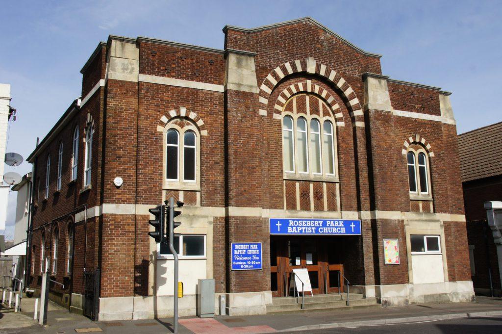 church building photo by Alwyn Ladell