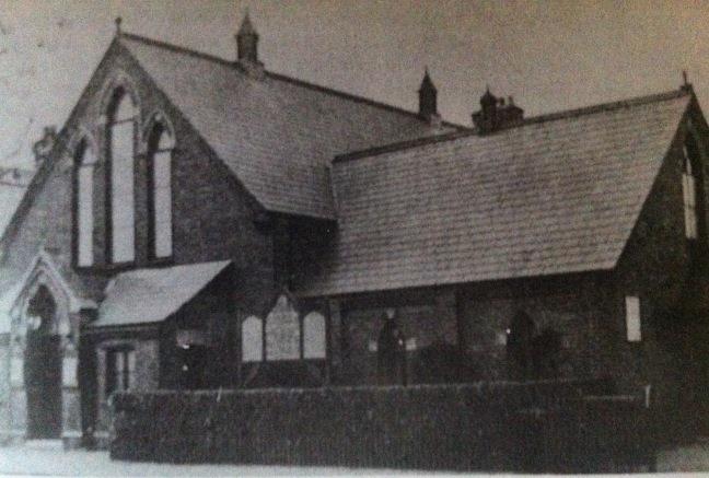 Morley Road chapel