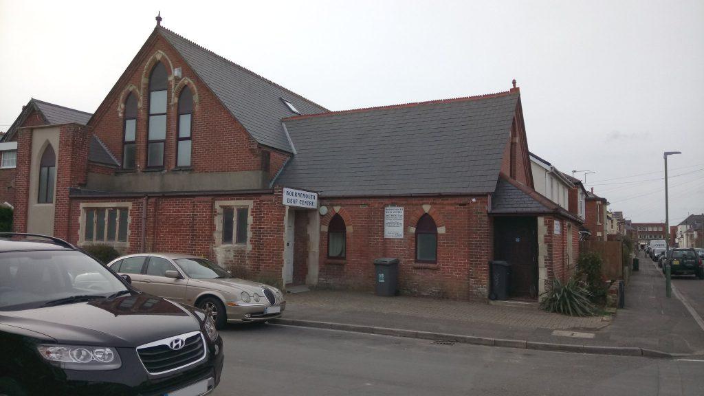 Morley Road chapel 2019