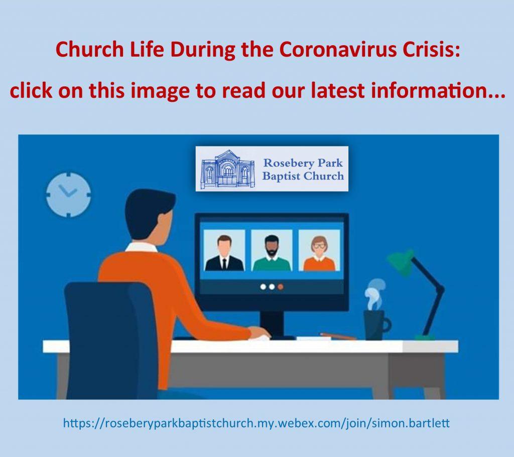 link to coronavirus update