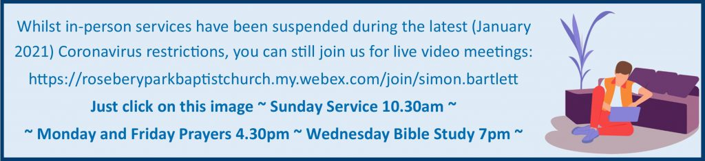 link to our Webex room